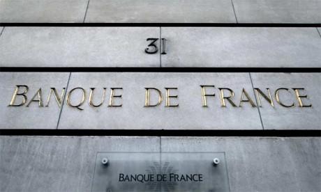 L'essentiel du bénéfice net de la Banque de France sera reversé à l'Etat sous forme d'impôt et de dividende, soit un montant total de 4,5 milliards au titre de 2016.    Ph. AFP