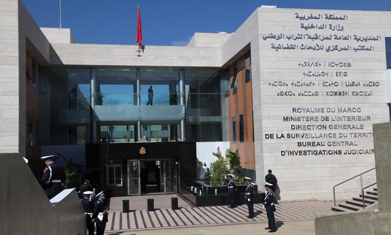 """Démantèlement d'une cellule terroriste de 7 membres affiliés à """"Daech"""""""