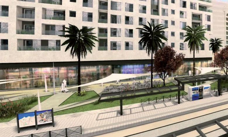 Bouygues Immobilier Maroc a lancé la commercialisation de sa première opération au cœur  de Casablanca : «Les Faubourgs d'Anfa».