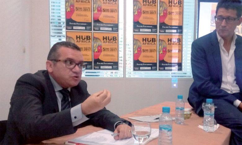 La conférence de lancement co-organisée par NGE Impact et Maroc Export a connu la participation de représentants des médias nationaux et africains.