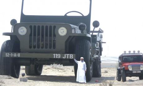 Le musée des voitures classiques fait sensation à Rabat