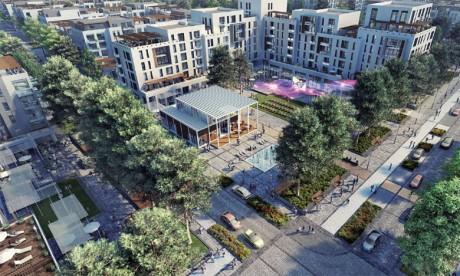Eagle Hills ouvre la commercialisation de la première tranche de Rabat Square