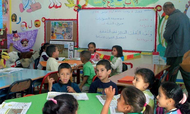 L'éducation de la petite enfance en général et le préscolaire en particulier constitue pour le Maroc  une préoccupation majeure depuis plusieurs décennies.