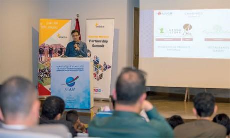 Partnership Summit, une plateforme pour encourager l'entrepreneuriat