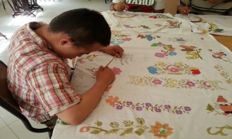 Hadaf renouvelle son engagement auprès des personnes handicapées