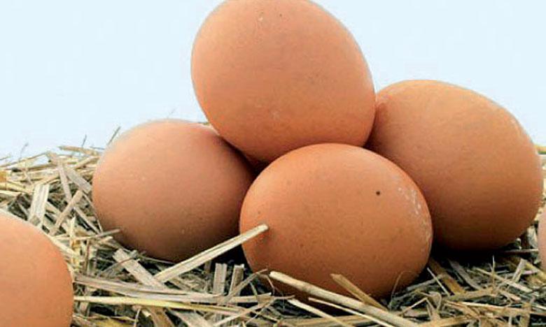 L'ANPO fête l'œuf au SIAM