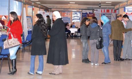Le Forum international de l'Étudiant de Casablanca prend ses quartiers