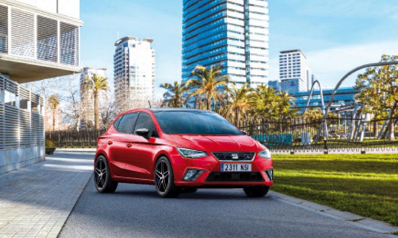 La nouvelle Seat Ibiza associe style et raffinement, mais sans abandonner son caractère dynamique.