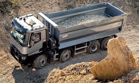 Renault Trucks lance le K Xtrem