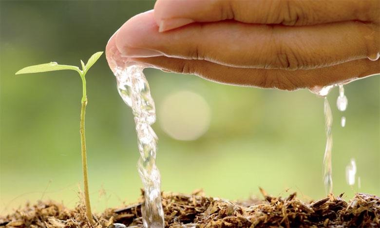 Selon le ministère chargé de l'Eau, le potentiel des ressources en eau naturelles est évalué à 22 milliards de m3 par an, soit l'équivalent de 700m3 par habitant et par an.
