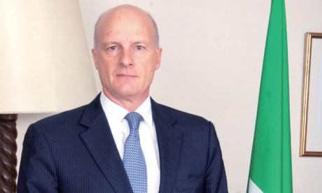 Roberto Natali : «L'expertise italienne en matière agricole et la qualité des machines italiennes sont reconnues au niveau mondial».