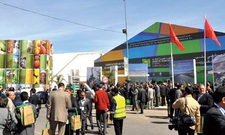 Ouverture aujourd'hui à Meknès des neuvièmes Assises de l'agriculture