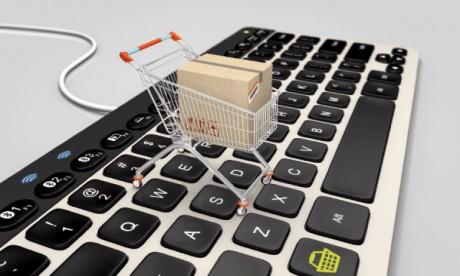 La protection des transactions commerciales dématérialisées s'est fait sentir dès 2001 par la création de la société Maroc Telecommerce, premier opérateur de Commerce électronique au Maroc.