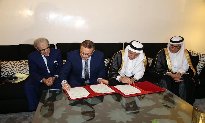 Don de 100 millions de dollars du Fonds saoudien pour le développement