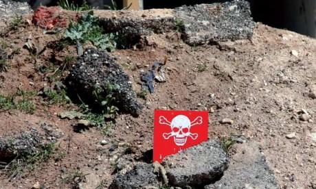 Les États-Unis accusent Damas d'attaque aux armes chimiques