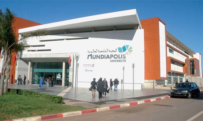 «L'Université Mundiapolis est l'une des rares universités au Maroc  à proposer 38 filières toutes accréditées dans 6 pôles d'enseignement»