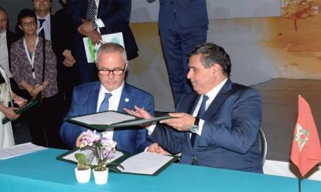 Ce fonds servira au développement durable des ressources naturelles, à la préservation des espaces fragiles et à la coopération Sud-Sud.
