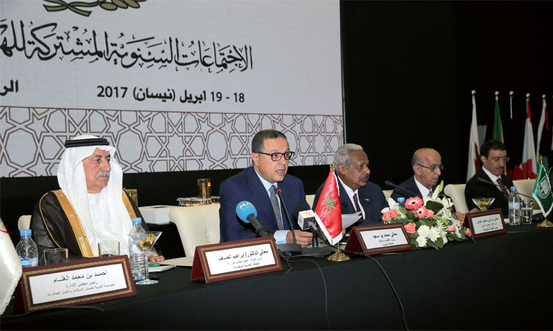 S.M. le Roi appelle les instances financières arabes à une interaction positive avec les mutations en cours dans la région arabe