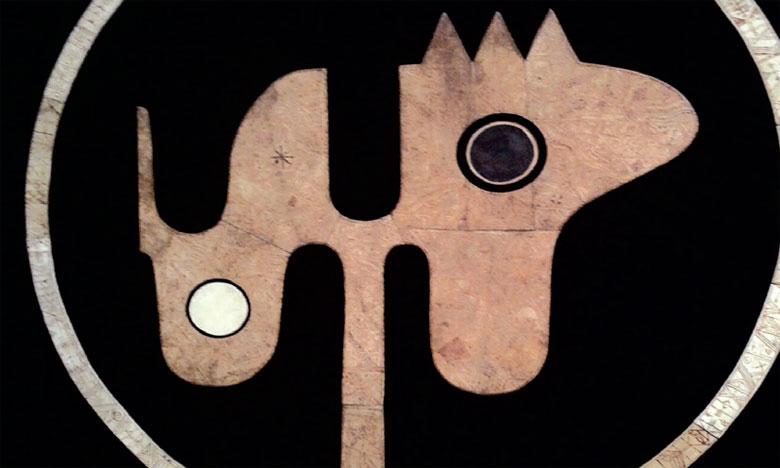 Exposition à Marrakech sur la symbolique  de l'arbre dans le travail de Farid Belkahia