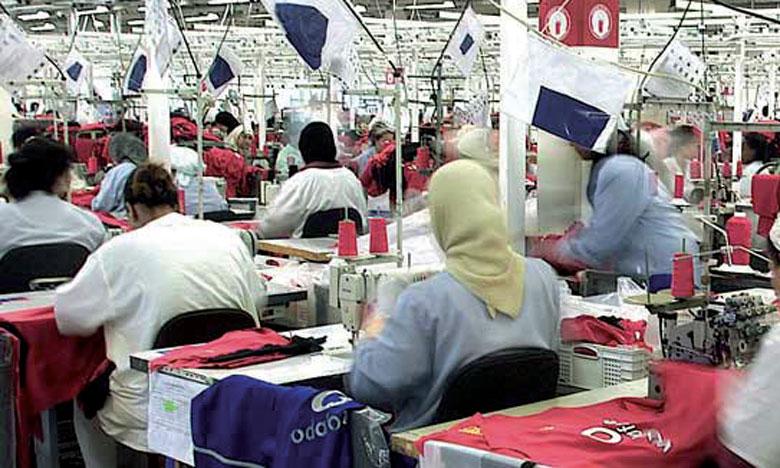 Les industriels anticipent une hausse  des investissements dans le textile-cuir et l'agroalimentaire