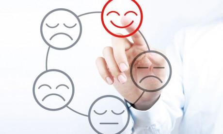 Un état positif optimiste a envie d'agir autant pour résoudre ses problèmes que pour atteindre  ses objectifs.