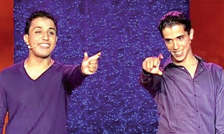 Driss et Mehdi présentent  «Bach Te3raf Rassek»