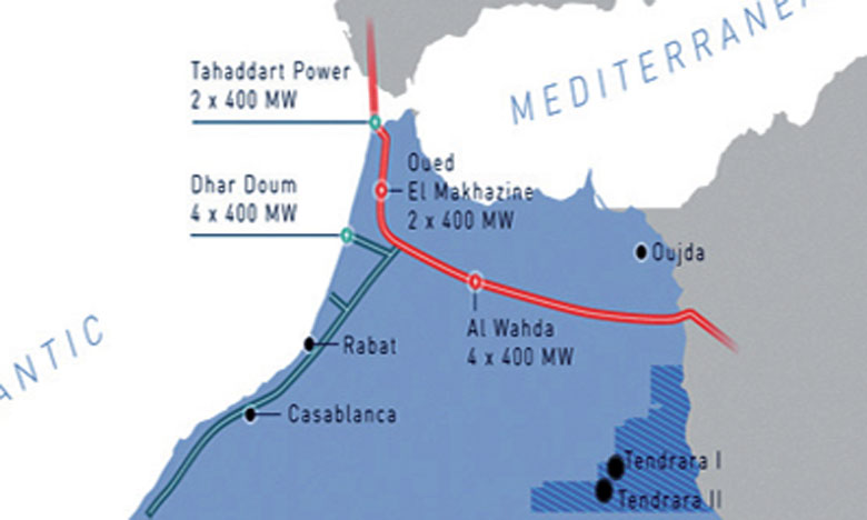 Les licences concernées par l'accord Sound Energy-Schlumberger sont celles de Tendrara et Meridja dans l'Oriental.