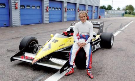Renault célèbre quarante ans de Formule 1