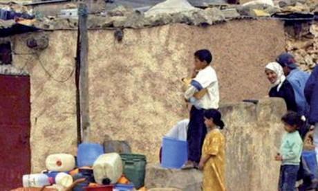 Forte baisse de la pauvreté des enfants, selon le HCP