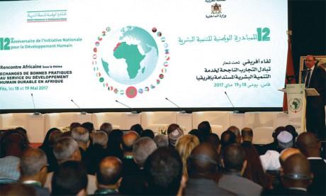 Plus de 10 millions de bénéficiaires de l'INDH en douze ans pour un budget global de près de 40 milliards de DH