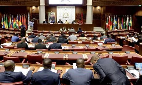 Le Maroc plaide pour des institutions législatives africaines capables de défendre les intérêts du continent et d'accompagner sa dynamique de croissance