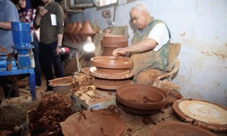 Comment l'INDH lutte contre la précarité à Salé,  Marrakech, Rehamna et Settat