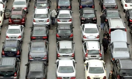 Les ventes de voitures neuves  en baisse de 6% en avril en France