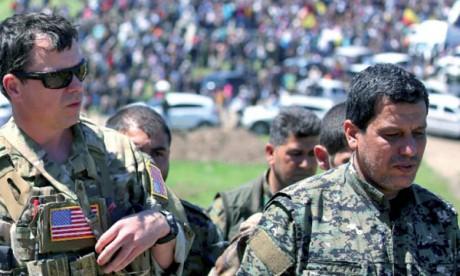 Colère d'Ankara après la décision  américaine d'armer les Kurdes syriens