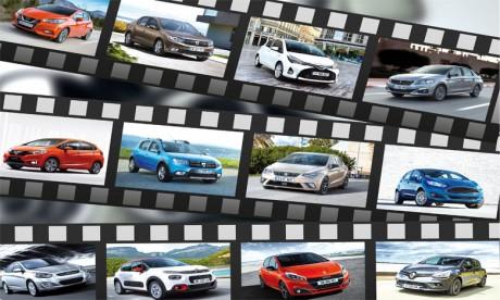 Les stars du marché automobile