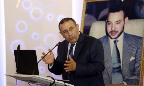 Youssef Amrani : «Les actions de S.M. le Roi Mohammed VI en faveur du continent se sont toujours inscrites en faveur d'une Afrique plus présente sur la scène internationale et plus attentive aux diversités»