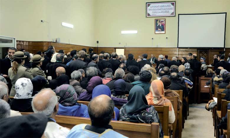 Le représentant du parquet a relevé que les crimes de Gdim Izik ont été perpétrés dans le cadre d'une bande criminelle.