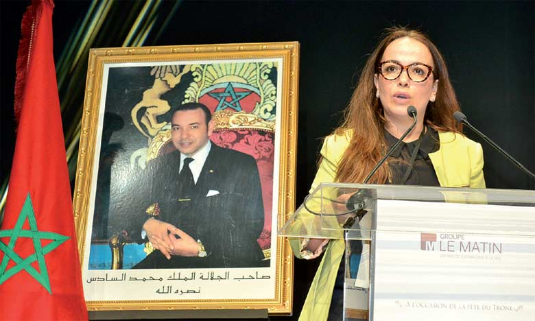Bouchra Rahmouni Benhida.