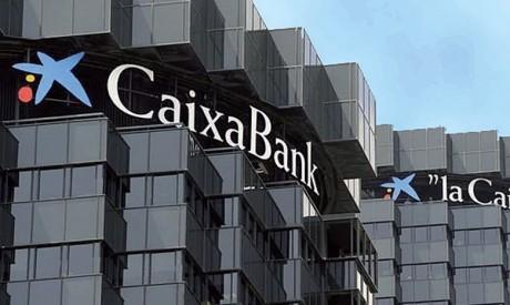 CaixaBank s'offre  une agence à Agadir