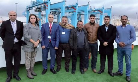 APM Terminals Tangier ouvre le bal au Maroc