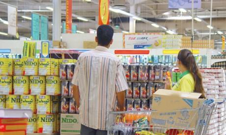 Les importations augmentent pour plus du quart des produits alimentaires