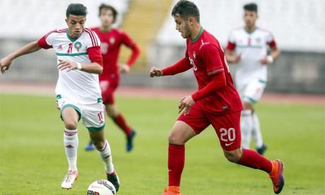 Double victoire des Lionceaux U20 face au Burkina Faso