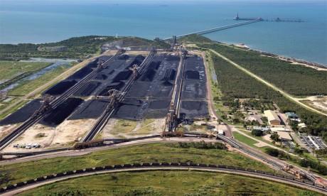 Les travaux de la mine géante  de charbon imminents