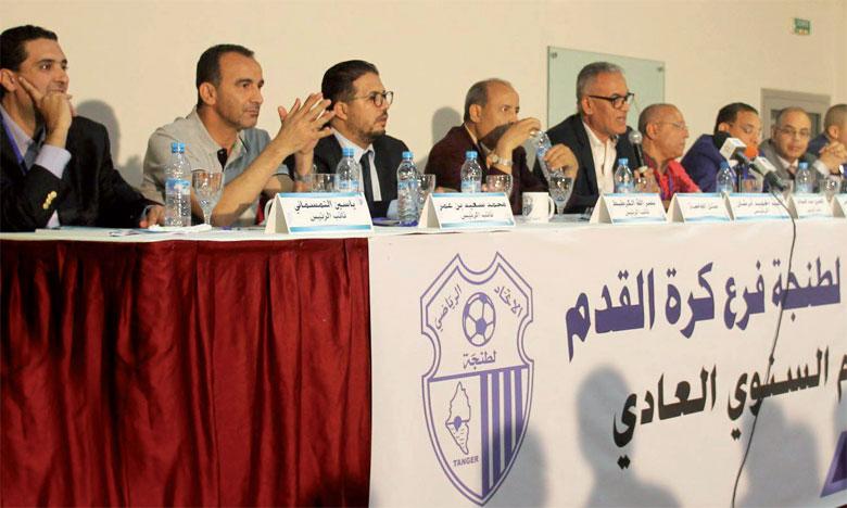 Le président Abdelhamid Aberchane et son bureau viennent de boucler la première saison de leur deuxième mandat.