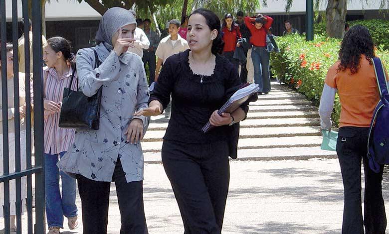 L'Université Cadi Ayyad accueille aujourd'hui quelque 85.000 étudiants.