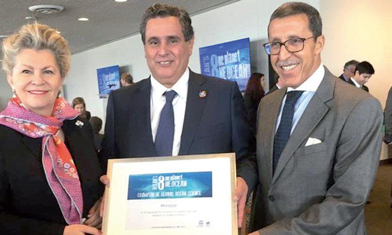 Le Maroc distingué par l'UNESCO