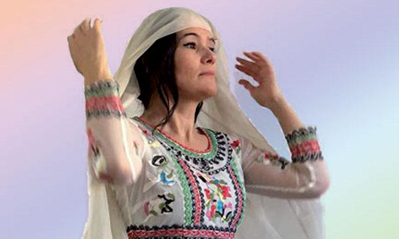 La chanteuse et compositrice espagnole Mara Aranda