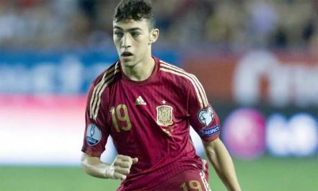 Munir El Haddadi bientôt sous le maillot du Maroc ?