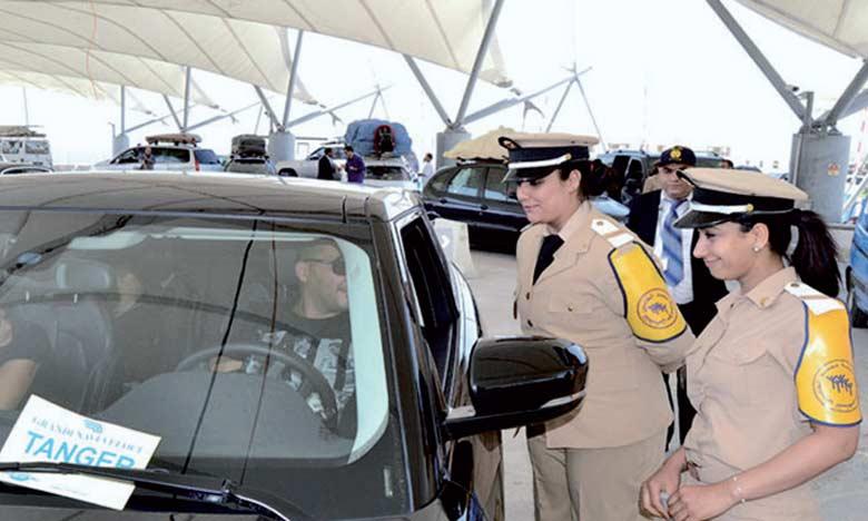 Une batterie de mesures pour assurer les meilleures conditions d'accueil des MRE à la gare maritime d'Al Hoceïma
