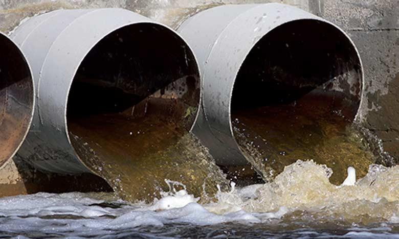 20 millions d'euros pour le traitement  des eaux industrielles
